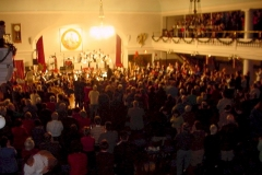 View of the Hallelujah Chorus From the Back Balcony