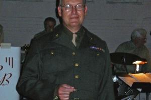Kent Kochon as Captain Glenn Miller