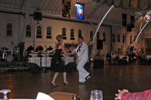 Swing Dance Demonstration